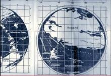 Mapy Asgard