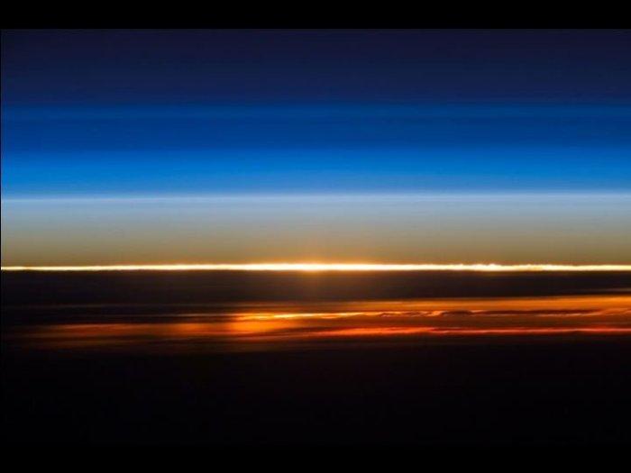 Horyzont w kosmosie
