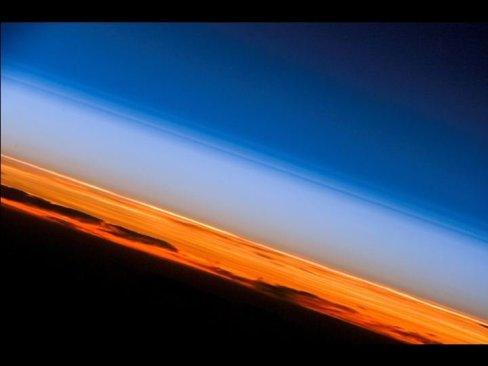 Fota z ISS 429/404 km nad ziemią