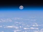 Horyzont z ISS, fota cżłonka załogi