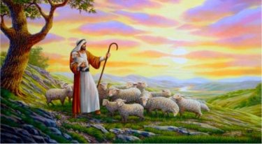 Pasterz na pustyni? Przez 40 lat karnej wędrówki po pustkowiu mieli być pasterzami (przeklady biblii angielskie)