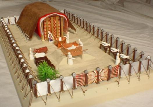 namiot spotkania, ołtarz, czym tam palili na pustyni wykonując kult ofiarniczy?