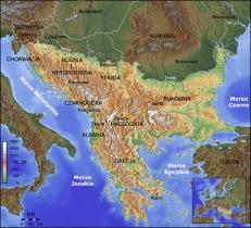 Pólwysep Bałkański : miejsce początków podbojów ziemi obiecanej w Europie.