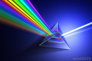 light-through-a-prism