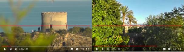 Skok obrazu do góry , kamera Panaosonic HC - V700